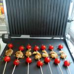 Simple Sunday Snack: Shrimp Kebabs