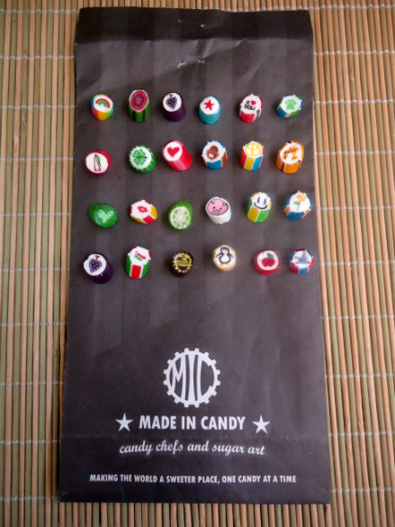 Spontaneous Treat: Made In Candy