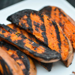 Simple Sunday Snack: Sweet Orange Potatoes