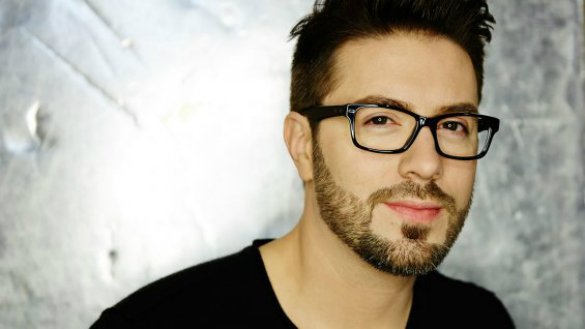 Danny Gokey (Photo c/o hollywoodreporter.com)