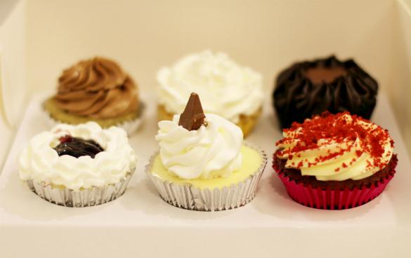 Larcy's Cupcakes