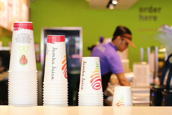 Five Things I Love About Jamba Juice
