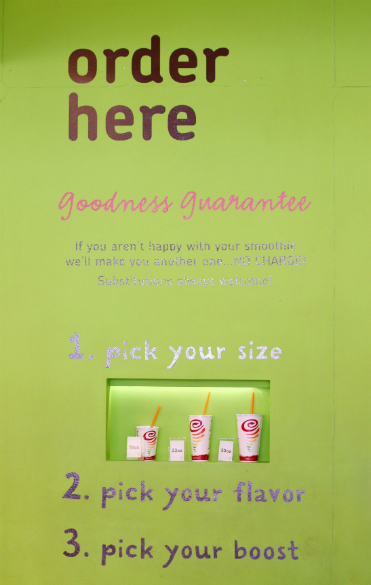 Jamba Juice Bonifacio Global City