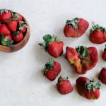 Beautiful Strawberries in Baguio