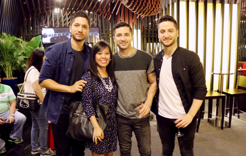 Boyce Avenue Live in Manila 2016