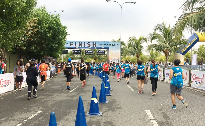 Ready, Set, Go! My First 10K at Nat Geo Run 2017