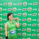 10K at the 41st Milo Marathon in Manila