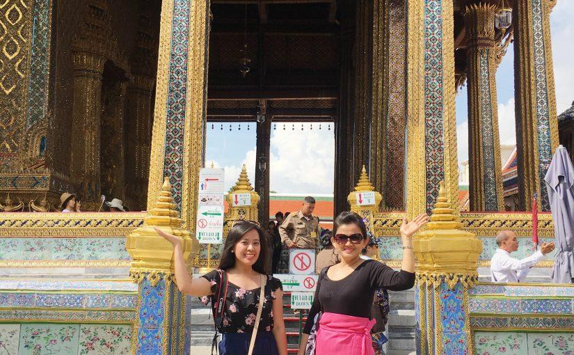 BANGKOK TOUR: Grand Palace and Wat Pho