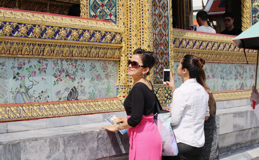 BANGKOK TOUR: Grand Palace and Wat Pho