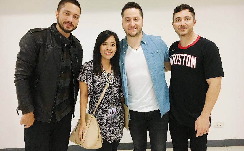 Boyce Avenue Live in Manila 2018